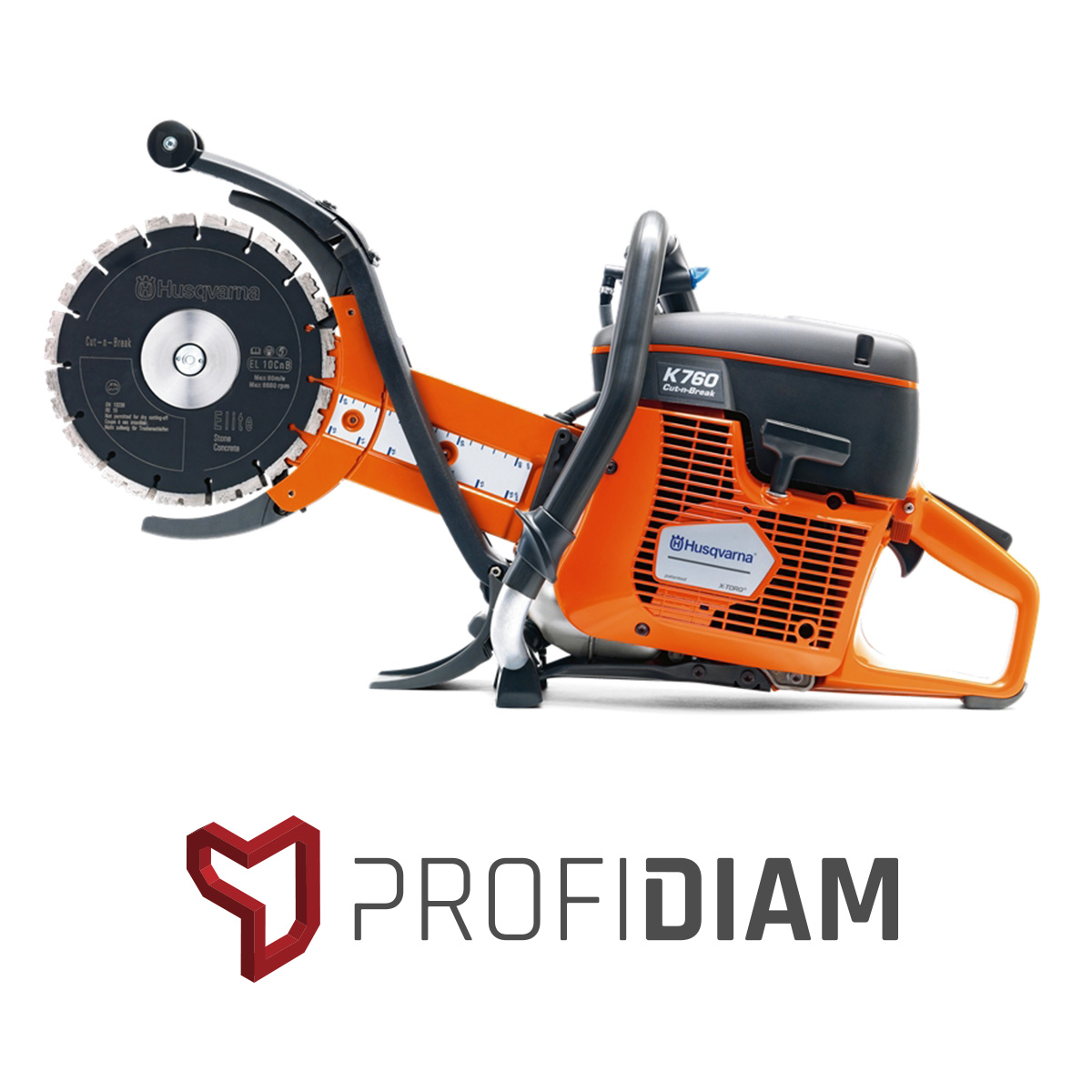 Husqvarna Cut-n-Break K 760