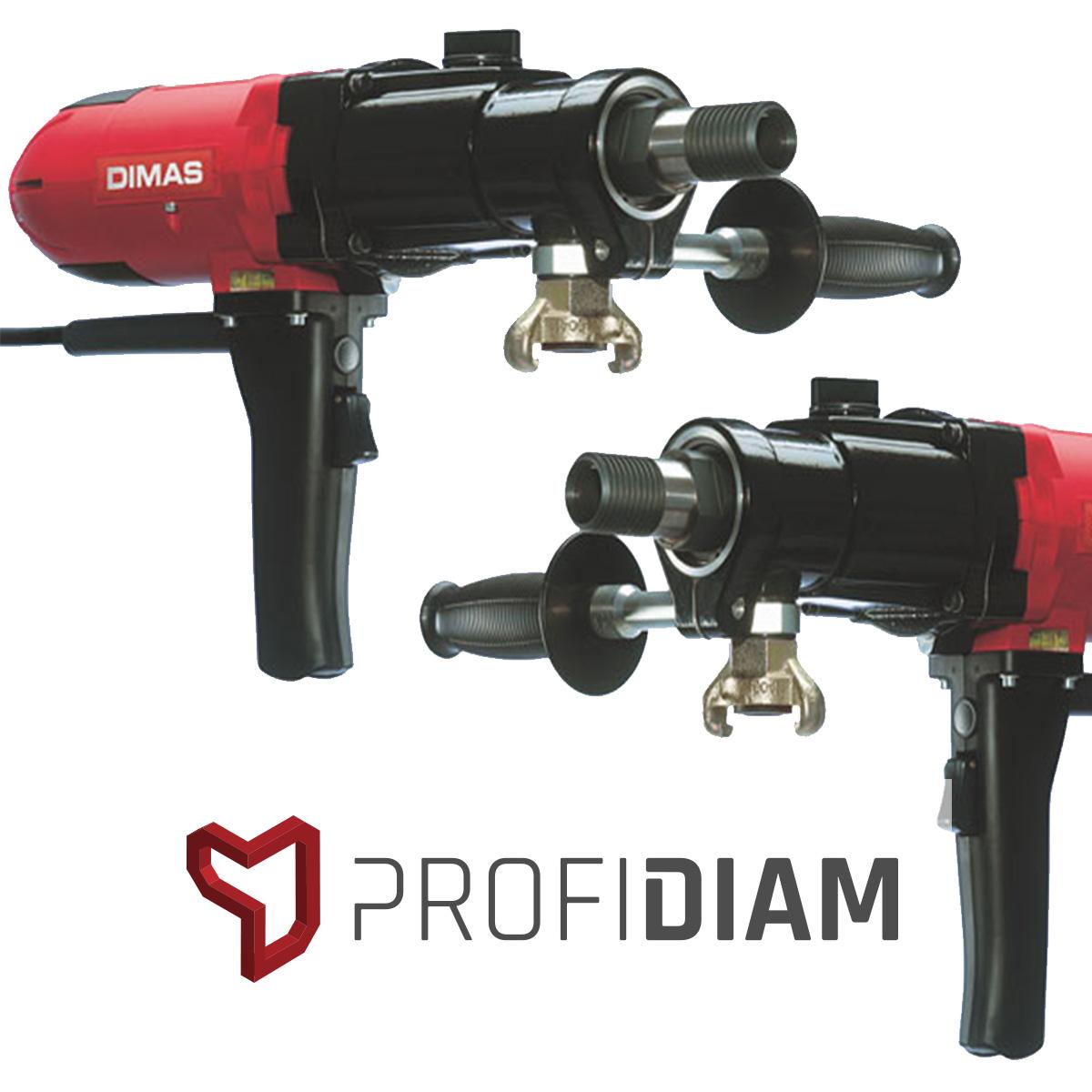Wiertnica Ręczna DIMAS DM225DW