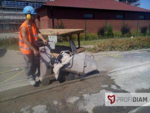 ProfiDiam - Cięcie asfaltu