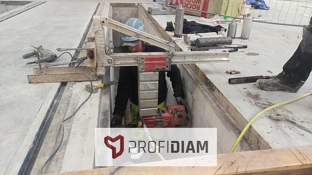 wiercenie w betonie wroclaw wm