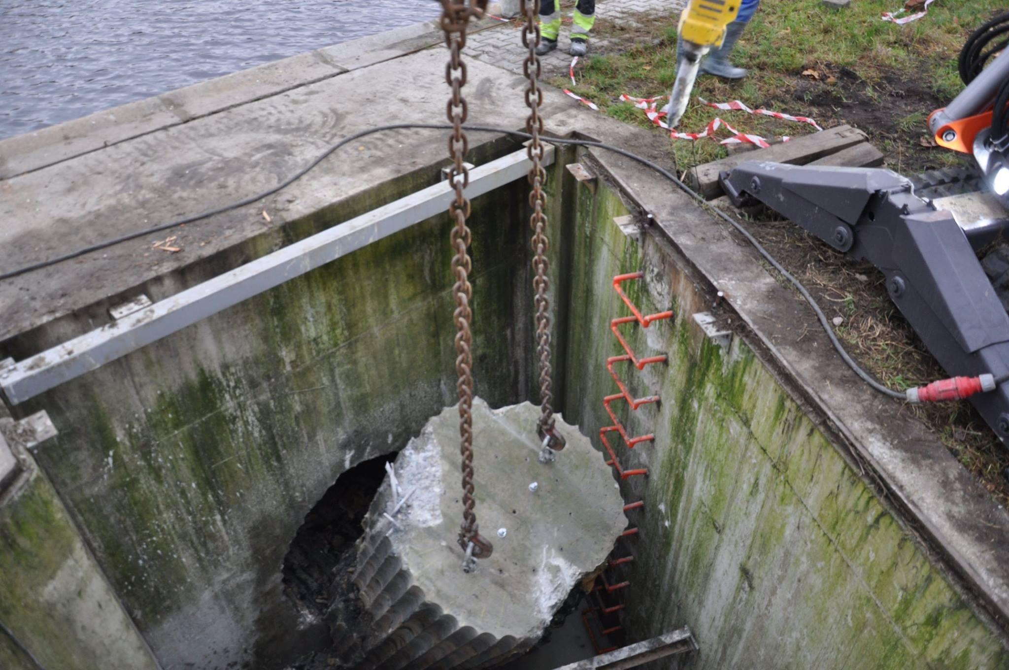 Wiercenie w betonie techniką diamentową